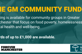 One GM Community Fund opens for applications