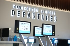 Aegean Airlines and new retailers move into Manchester Airport Terminal Two