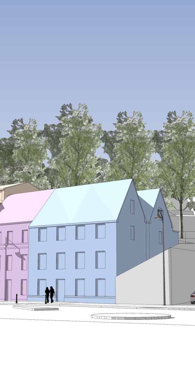 39 apartments proposed for Millgate commercial unit