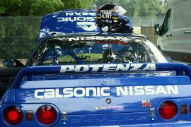 Stockport motorsport store announces drivers for Silverstone Classic
