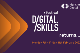 Greater Manchester Digital Skills Festival to return in-person in 2022