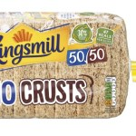 Kingsmill uses 30 percent recycled plastic in 50-50 no crusts packaging