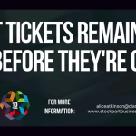 Last tickets remaining for Stockport Business Awards