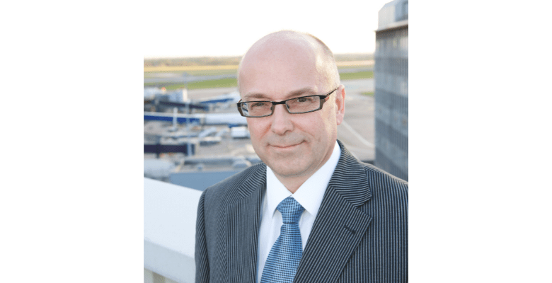 Manchester Airport boss Charlie Cornish calls for simplified travel system as ONS reveals aviation sector worst hit by pandemic