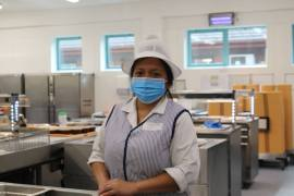 Top regional award for Stepping Hill Hospital catering assistant