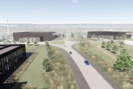 £165 million recycling plant aims to tackle the North-west's plastic waste