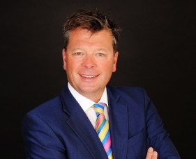 C&C Managing Director, Malcolm Cooke