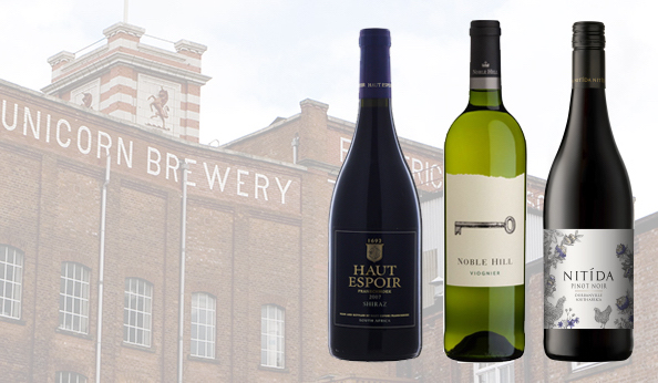 Robinsons Wines family of south African producers