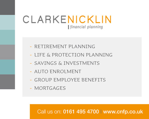 Clarke Nicklin Financial Planning