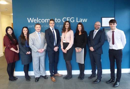 CFG Law are expanding the team at their Cheadle Royal headquarters