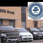 DSG Auto Contracts receive HAT award from Honest John