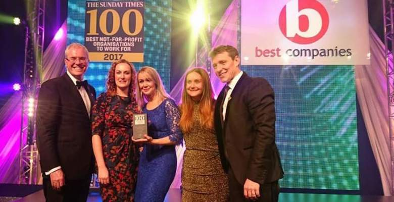 Stockport Homes has been recognised as one of Britain's best employers for the eighth consecutive year running by the Sunday Times newspaper.