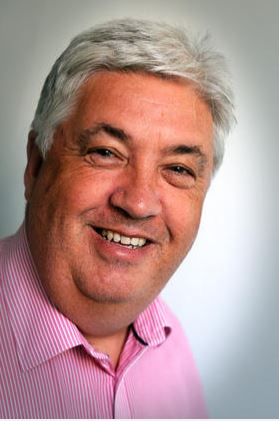 Seashell Trust Chief Executive Mark Geraghty who has announced his retirement