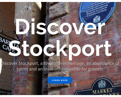 Discover Stockport