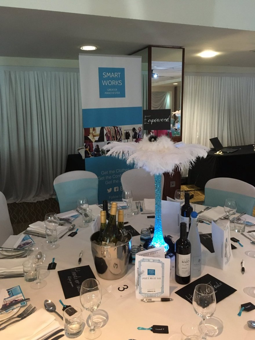 Smart Works Smart Night Out raised over £10k