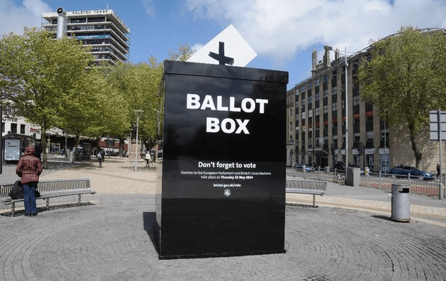Stockport residents are being urged to register to vote