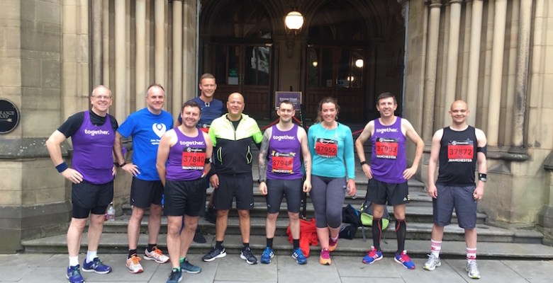 Specialist lender Together at Greater Manchester Run for the Christie