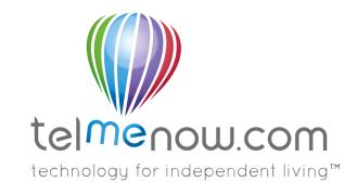 Tel Me now logo
