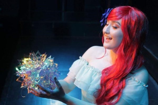 Stockport goes swimming 'Under The Sea'