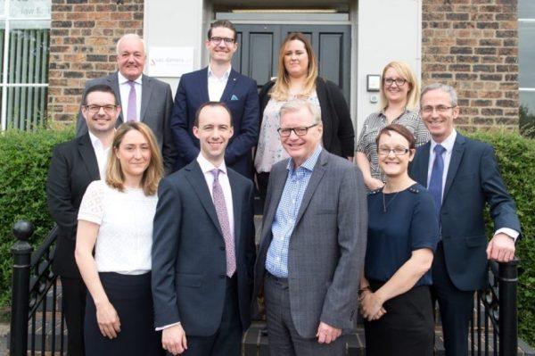 Stockport's SAS Daniels announces nine new promotions