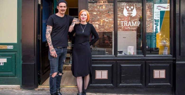 Tramp hair salon is set to rejuvenate Underbanks creating Stockport Soho