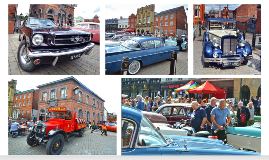 Stockport Classic Car Show