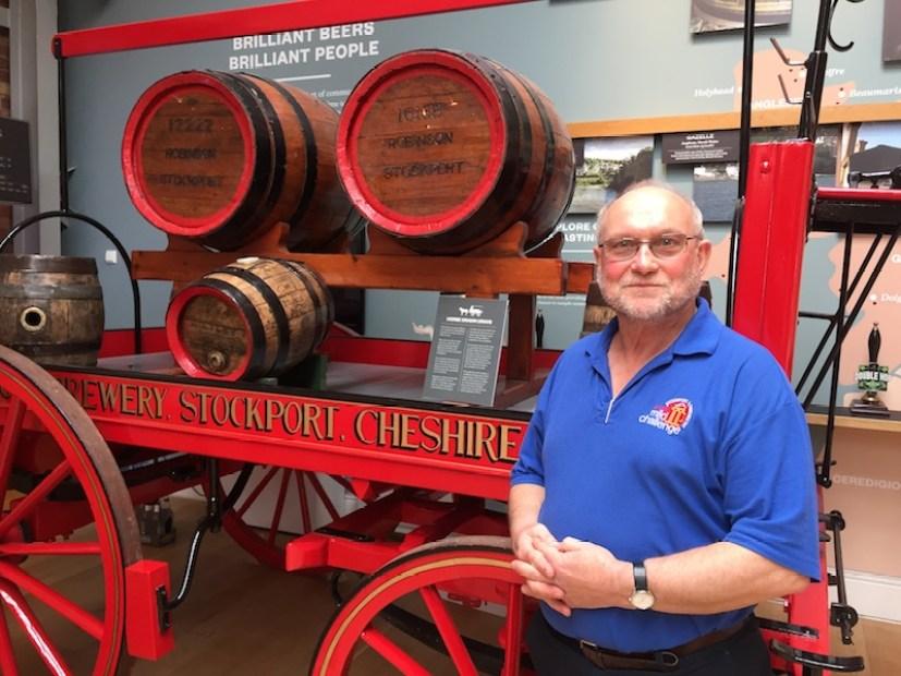 Stockport Beer Week Chris Walkden