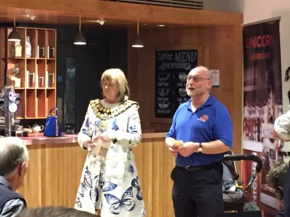 Stockport Mayor