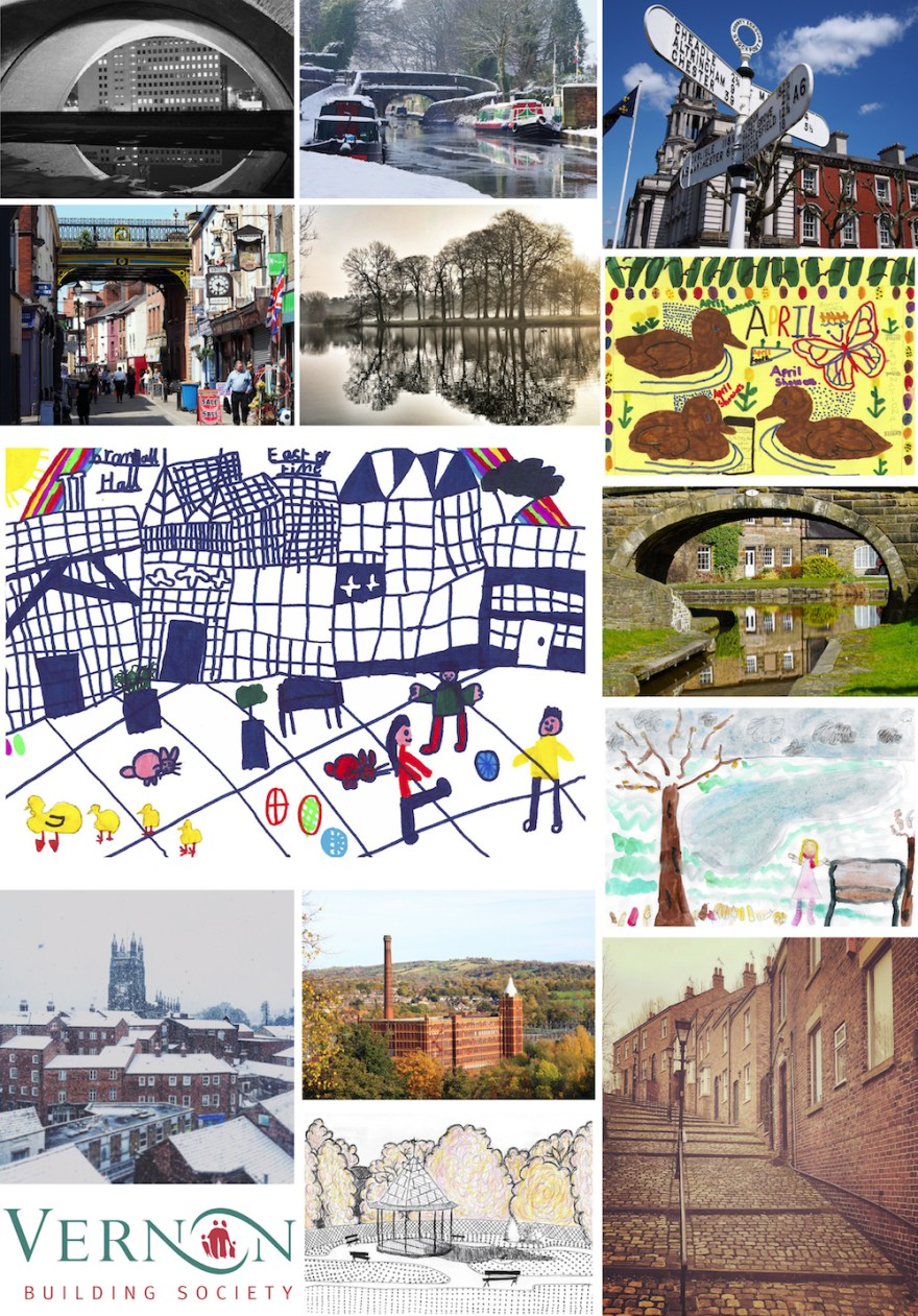 Stockport photographic competition for Vernon calendar 2018