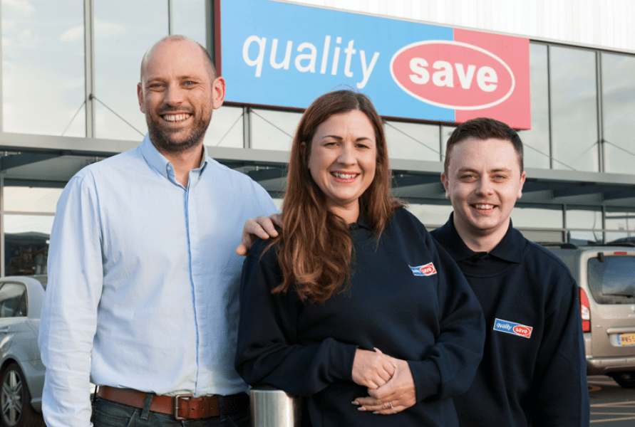 Midshire have supplied 23 Quality Save stores