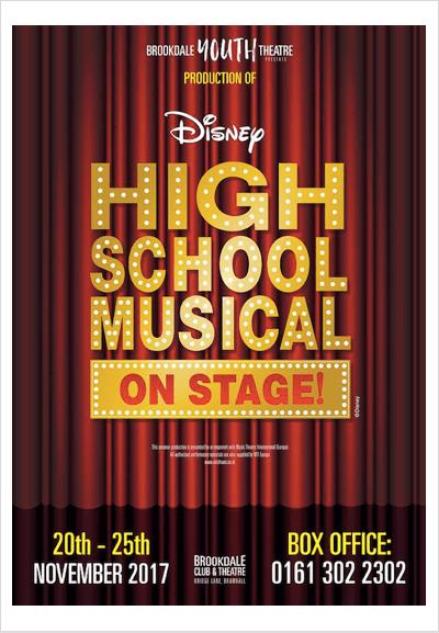 Hazel Grove High School stars in High School Musical