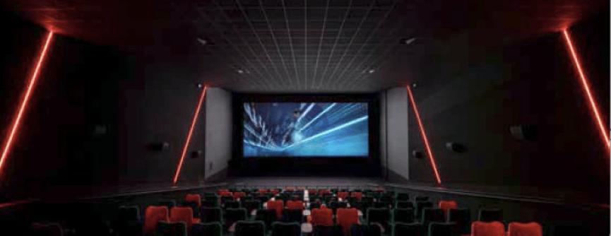 Light cinema Stockport