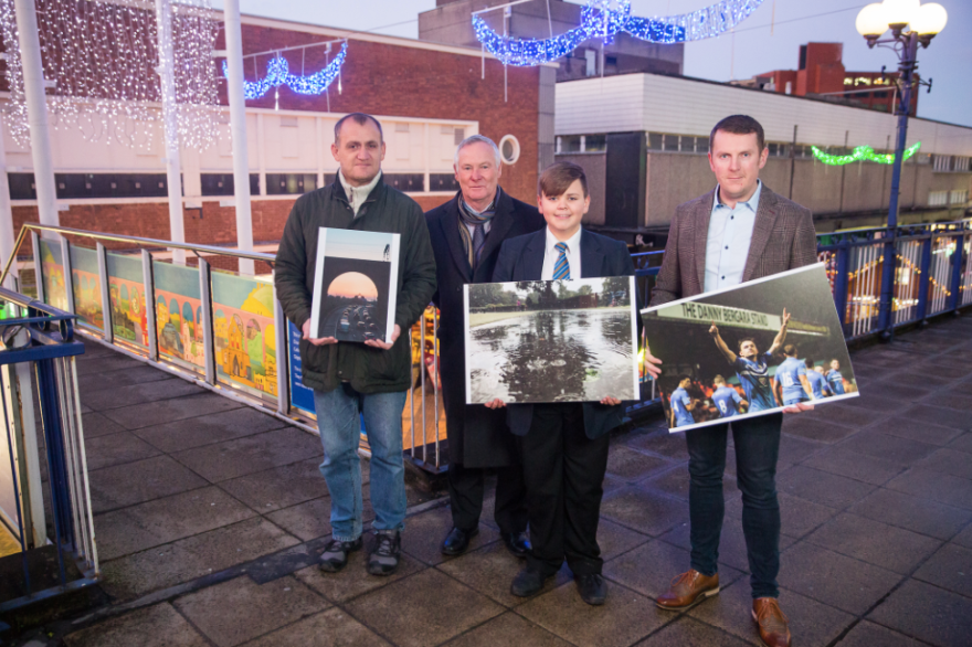 Winners of the Merseyway photography competition