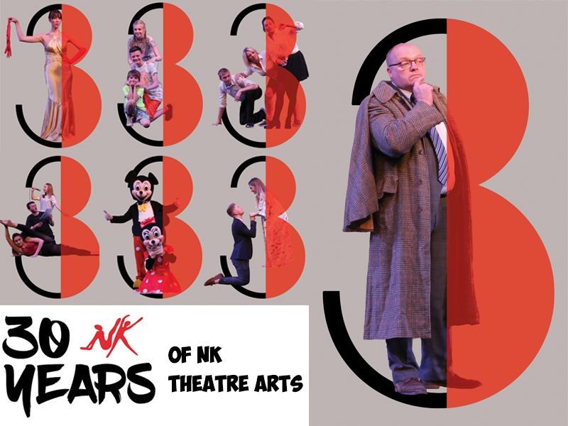 NK Theatre Arts will host a stellar showcase of performances this year, take a look at their busy show schedule