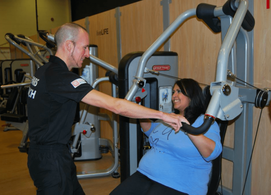 Life Leisure supporting members to become fit and healthy