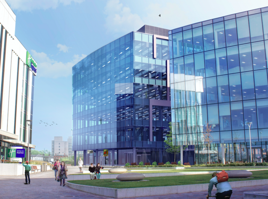 Plans submitted for development of Stockport Exchange phase 3