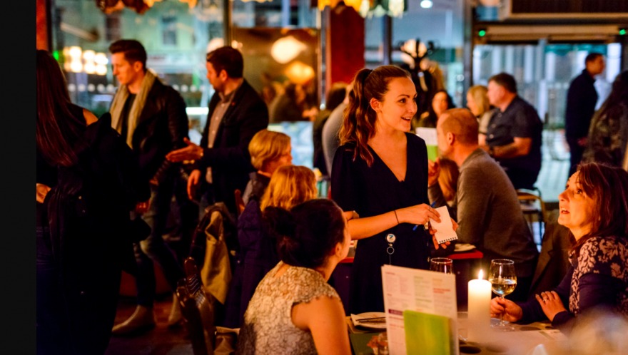 Berretto Lounge opens at Redrock Stockport