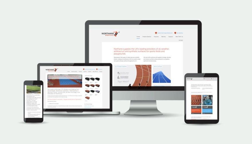 Inness Design Stockport re-brand for Northane
