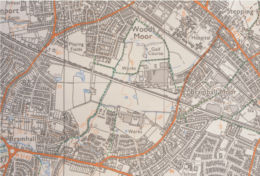 Map of Mirrlees Fields