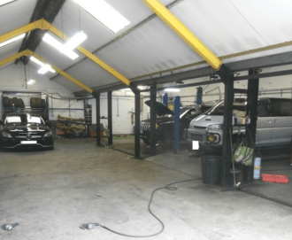 Garages for sale in Stockport