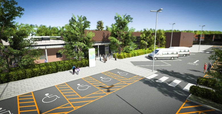 Seashell Trust proposed new campus