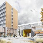 Stockport College unveils new £24m masterplan