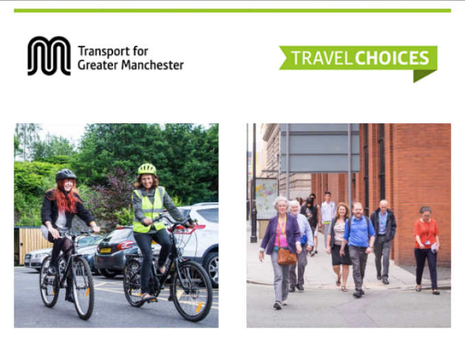 Travel Choices team host workshops