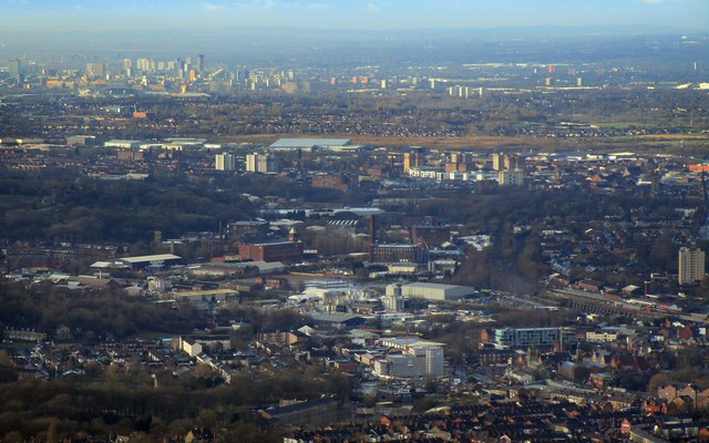 Greater Manchester Spatial Framework - drop in events will be held across Stockport