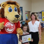 Totally Local Company and Little Sports Coaching Company competition winner from St Simon's