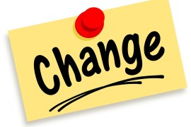 Is the pace of change in business impacting on you ?