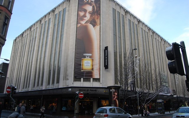 House of Fraser has been bought by Sports Direct for £90m