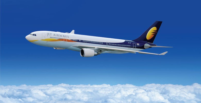 Manchester to Mumbai Jet Airways