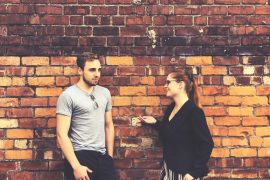 Stockport creative agency Platform81 Oliver Southward and Bridie Daniels