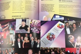 Ashcroft creative sponsors Stockport Business Awards